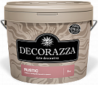 фото: Decorazza Rustic (Декорацца Рустик) - Фактурное покрытие.