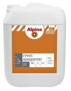акриловая грунтовка Alpina Expert
