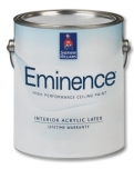 фото: Sherwin Williams Eminence (Шервин Виллиамс) — Краска для потолков